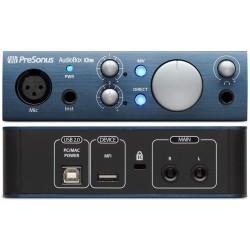 Presonus AudioBox IOne interface