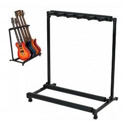Soundking DG036-5 Guitarstativ til 5 guitarer