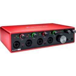 Focusrite Scarlett 18i8 3rd Gen Audio Interface