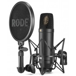 RØDE NT1 Kit mikrofon m. Shock Mount & Pop Filter