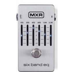 MXR Six Band EQ M109S pedal