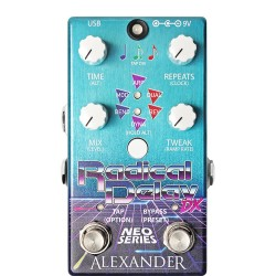 Alexander Pedals Radical Delay DX