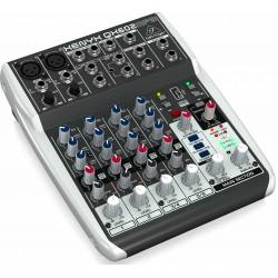 Behringer Xenyx QX602 MP3 Mixer