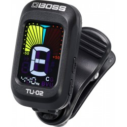 Boss TU-02 Clip-On Tuner