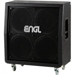 """ENGL E412SSB 4x12"""" Vinklet Guitarkabinet"""