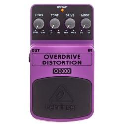 Behringer OD300 Overdrive Distortion