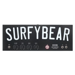 Surfy Industries SurfyBear Metal Black