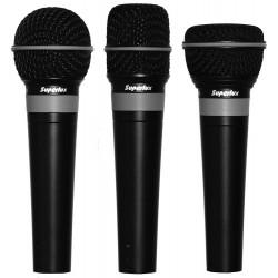 Superlux PRA-A3 Dynamisk mikrofon sæt