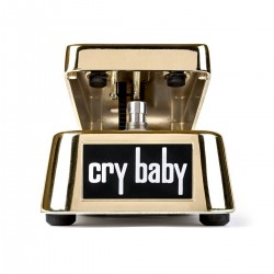 Dunlop 50th Anniversary Gold Cry Baby