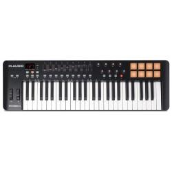m-audio Oxygen Pro 49 MK IV USB MIDI Keyboard front