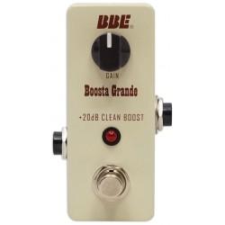 BBE Booster Grande MBG-20 Mini Boost Pedal