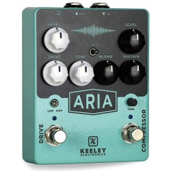 Keeley Aria Kompressor Overdrive