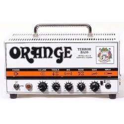 Orange Bass Terror 500 bas forstærker-top (brugt)-front
