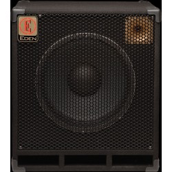"Eden D-115-T Baskabinet 15"" + Tweeter"