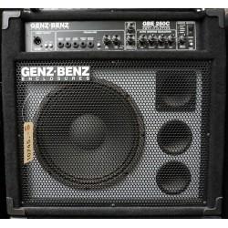 Genz Benz GBE 250C 112T Bas Rørcombo