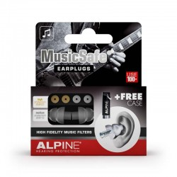 Alpine Musicsafe ørepropper