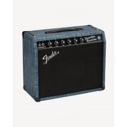 Fender 2020 Ltd. Princeton Reverb Celestion Alnico Blue Chilewich Denim