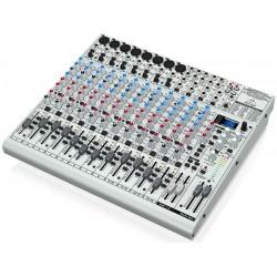 Behringer Eurorack UB2222 FX PRO Mixer