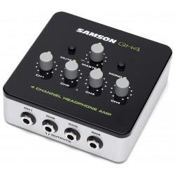 Samson QH4 Mini hovedtelefon forstærker left