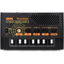 Korg Monotron DELAY Analog Mini Synthesizer front