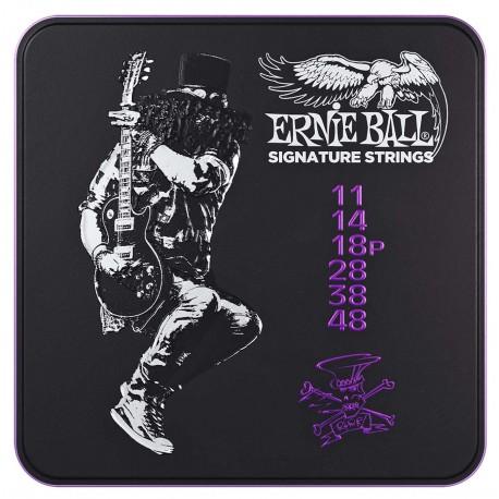 Ernie Ball Slash Signature Strengesæt 11-48 front