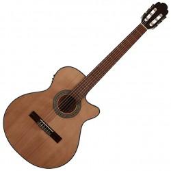 Richwood RC-16-CE Klassisk Stage guitar Natural front
