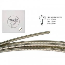 Boston Fret Wire 6300 pris/m