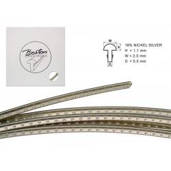 Boston Fret Wire 6200 - pris/m
