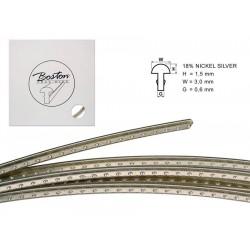 Boston Fret Wire 6000 - pris/m