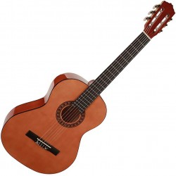 Salvador Cortez SC-134 klassisk guitar 3/4 front