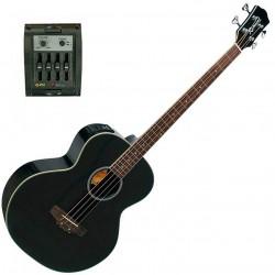 Richwood RB-60-E BK akustisk bas guitar sort