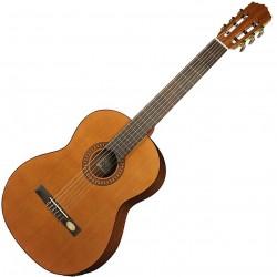 Salvador Cortez CC-22E Klassisk/spansk guitar m. pickup front