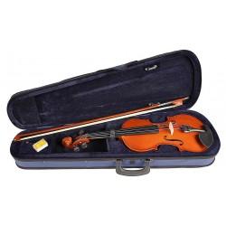 Leonardo LV-1044 Violin Set Natural 4/4
