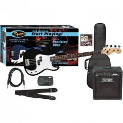 Fender P-Bass Startkit pakke