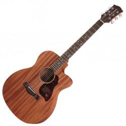 Richwood A-50-CE Western guitar m. pickup