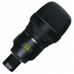 Lewitt DTP 640 REX Bas trommemikrofon med to kapsler