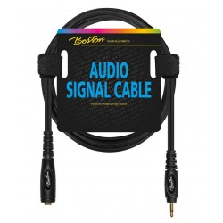 Boston AC-246-300 Audio kabel Jack Stereo hun - mini-Jack stereo han 3,0 m
