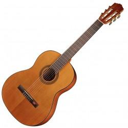 Salvador Cortez CC10BB Kl./Spansk guitar ½ str. front