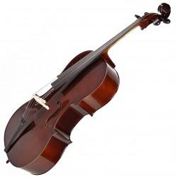 Leonardo LC-2044 4/4 Cello sæt