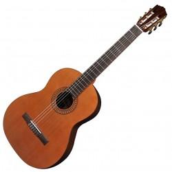 Salvador Cortez CC-32 klassisk/spansk guitar front