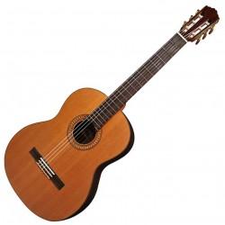 Salvador Cortez CC50 Klassisk/spansk guitar front