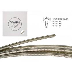 Boston Fret wire 6100 - pris/m