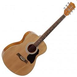 Richwood RA-12 Western guitar Natural