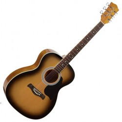 Richwood RA-12-SB Western guitar Sunburst