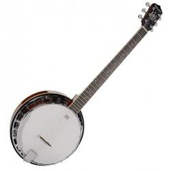 Richwood RMB-606 Master Series Guitar Banjo 6-Strenget Front