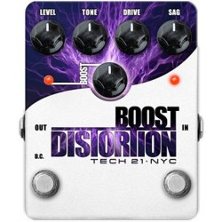 TECH 21. NYC Boost Distortion
