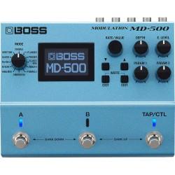 Boss MD-500 Modulation Effektprocessor front