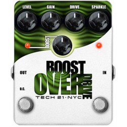 TECH 21. NYC Boost Overdrive
