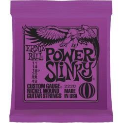 Ernie Ball Power slinky 011-048 elguitar strenge
