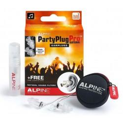 Alpine PartyPlug Pro Natural Ørepropper